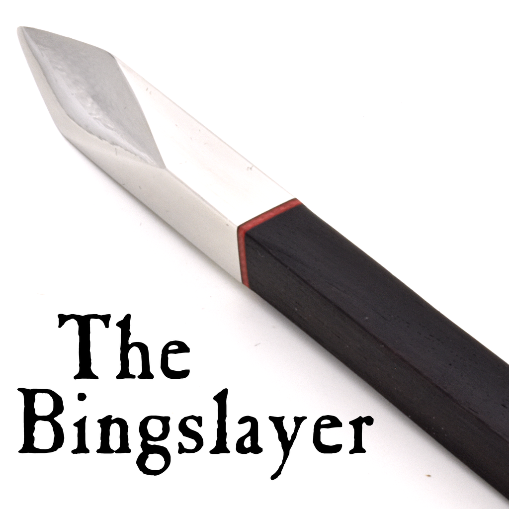 """The Bingslayer"" Tea Pick"