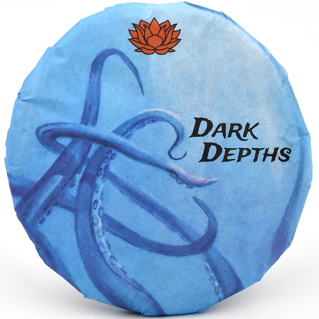 "2018 ""Dark Depths"" Shou / Ripe Puerh :: FREE SHIPPING"