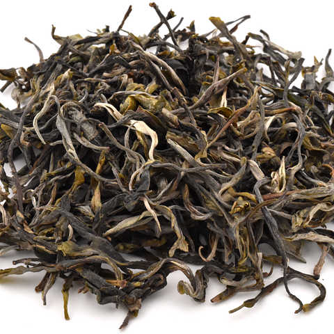 2019 Spring Hekai Old Tree 100g Maocha Loose Leaf - Sheng / Raw Puerh Tea