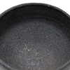 Wood Fired Huaning - Black Clay Rustic Teacup 55ml #8 :: FREE SHIPPING