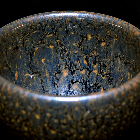 Wood Fired Jianzhan Teacup #06 80ml