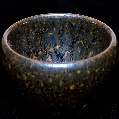 Wood Fired Jianzhan Teacup #08 80ml