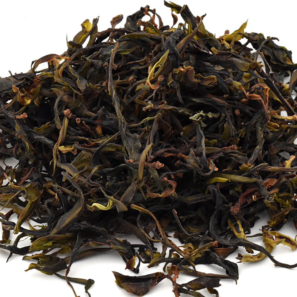 "Spring 2019 Kunlu Wild Tree ""Slumbering Dragon"" Loose Leaf Sheng / Raw Puerh Tea 100g :: FREE SHIPPING"