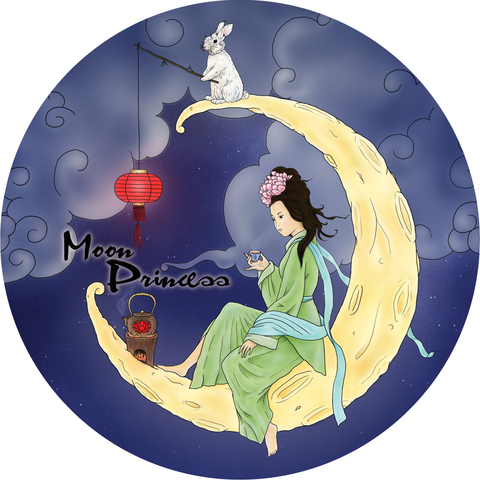 "2019 ""Moon Princess"" Sheng / Raw Puerh :: Seattle Inventory"