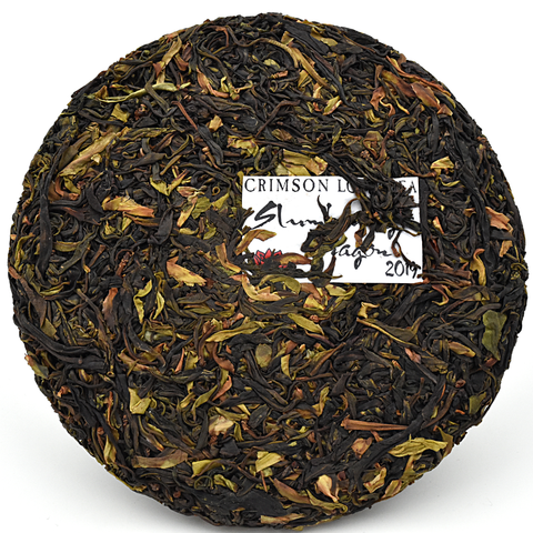 "Spring 2019 ""Slumbering Dragon"" Sheng / Raw Puerh from Crimson Lotus Tea :: FREE SHIPPING"