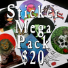 Sticker Mega Pack!