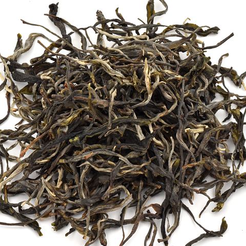 "2020 Spring Hekai Old Tree ""Danger Zone"" Loose Leaf Sheng / Raw Puerh Tea 100g"