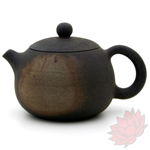 Wood Fired Jianshui Zitao Clay Teapot Xishi Style - 180ml