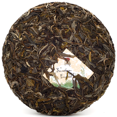 "Spring 2018 ""Beneath an Emerald Sea"" Sheng / Raw Puerh from Crimson Lotus Tea :: FREE SHIPPING"