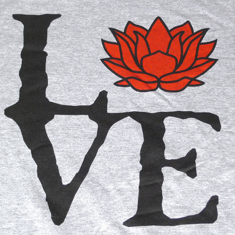 Crimson Lotus LOVE T-Shirt