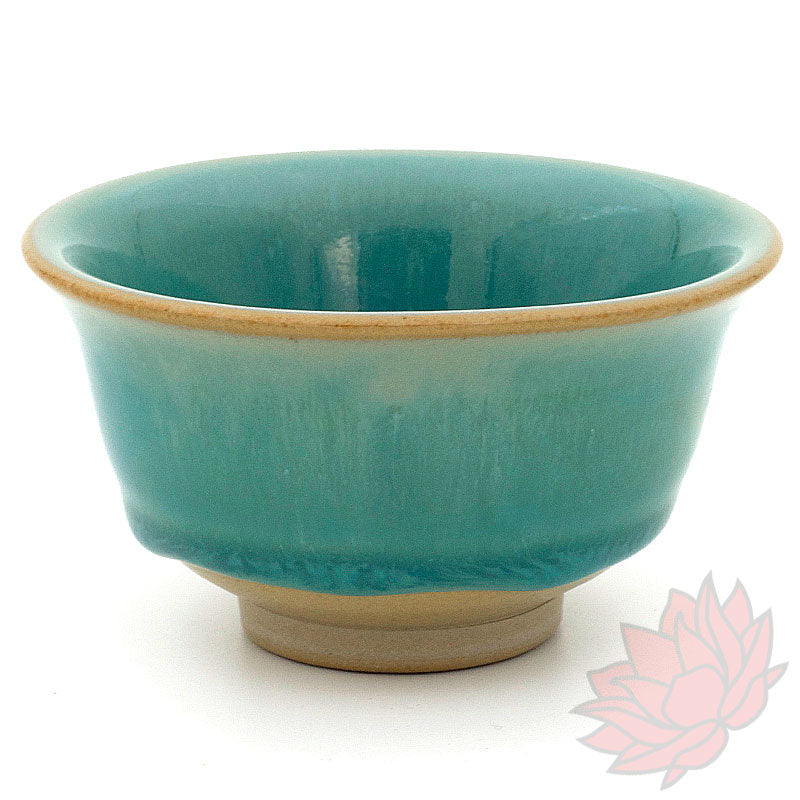 Huaning Tea Cup - Blue Bell - 60ml :: FREE SHIPPING