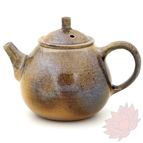 Huaning Wood Fired Teapot #1 150ml :: FREE SHIPPING