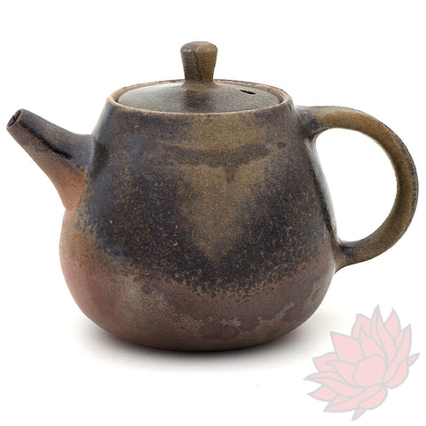 Huaning Wood Fired Teapot #3 - 190ml :: FREE SHIPPING