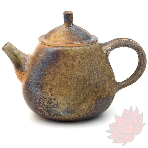 Huaning Wood Fired Teapot #4 140ml :: FREE SHIPPING