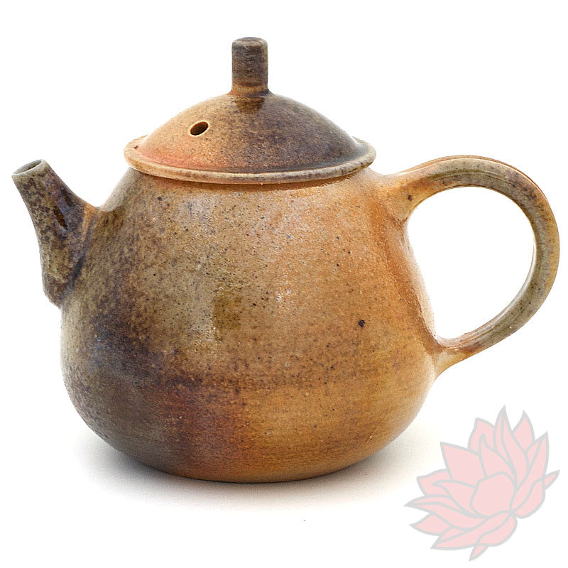 Huaning Wood Fired Teapot #5 150ml :: FREE SHIPPING