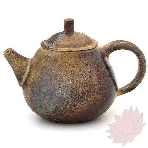 Huaning Wood Fired Teapot #6 140ml :: FREE SHIPPING