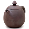 Rare Metallic Kiln Finish Jianshui Zitao Teapot - Long Dan / Dragon's Egg Style - 100ml #2 :: FREE SHIPPING