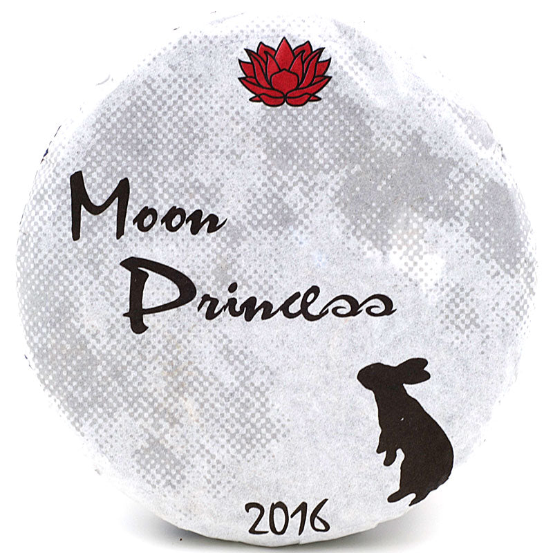 "2016 ""Moon Princess"" Sheng / Raw Puerh from Crimson Lotus Tea :: Seattle Inventory"