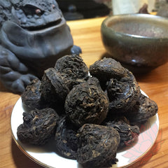 Crimson Lotus Tea Puerh