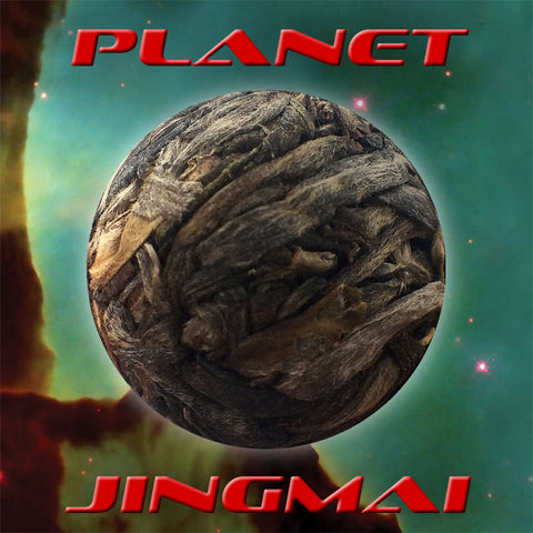 """Planet Jingmai"" Ancient Tree Single Serving 8 Gram Sheng / Raw Puerh"