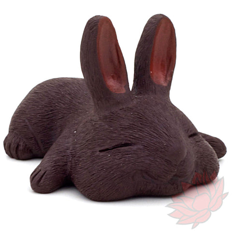 Belly Sleeping Bunny Teapet :: FREE SHIPPING