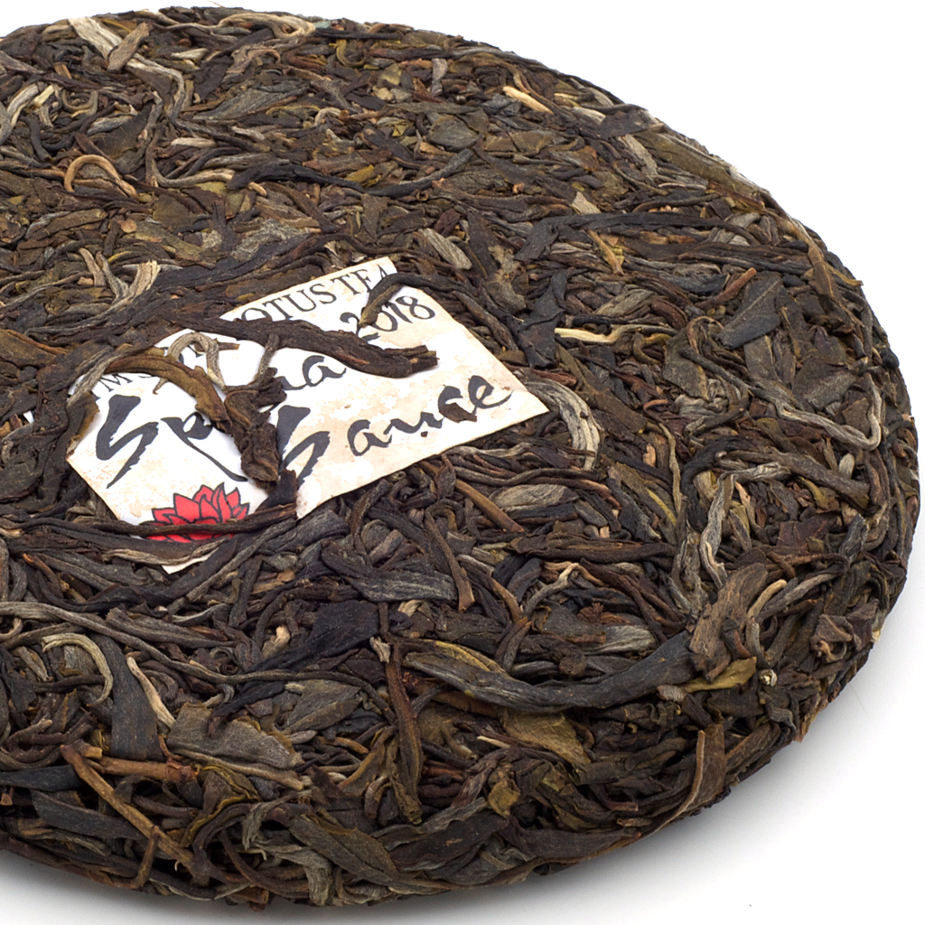 "Limited Edition 2018 ""Special Sauce"" Sheng / Raw Puerh Tea Blend :: FREE SHIPPING"