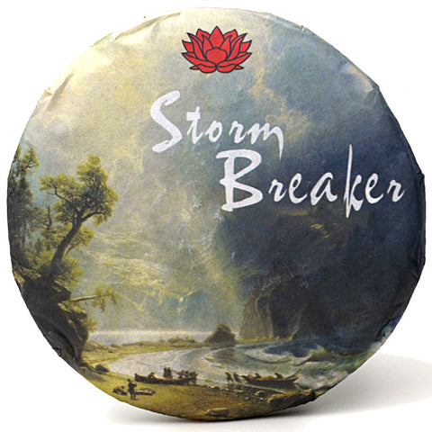 "2017 ""Storm Breaker"" Shou / Ripe Puerh from Crimson Lotus Tea :: FREE SHIPPING"