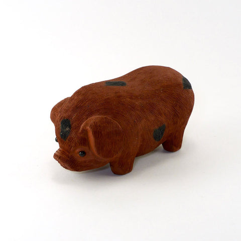 Hairy Piggy Tea Pet
