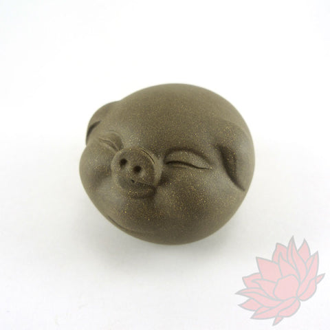 Happy Piggy Tea Pet