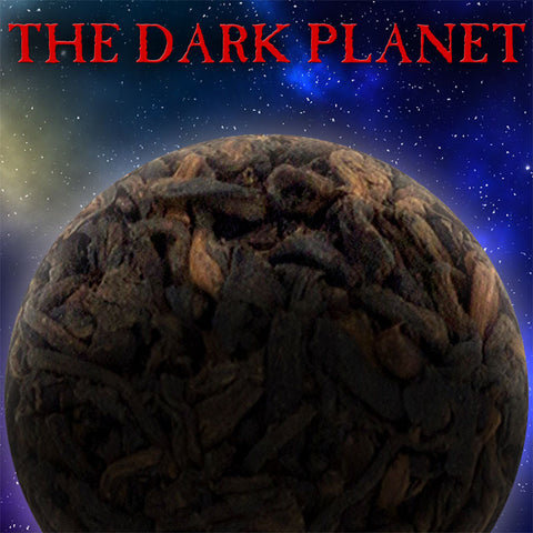 """The Dark Planet"" Single Serving Shou / Ripe Puerh Tea Dragon Balls"