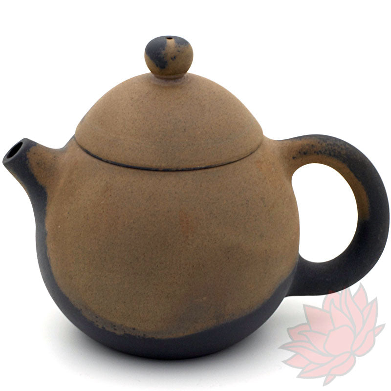 Wood Fired Jianshui Zitao Teapot - Long Dan / Dragon's Egg Style 140ml :: FREE SHIPPING
