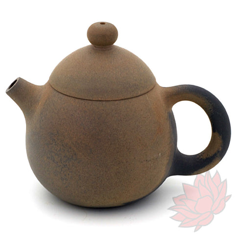 Wood Fired Jianshui Zitao Teapot - Long Dan / Dragon's Egg Style 130ml :: FREE SHIPPING