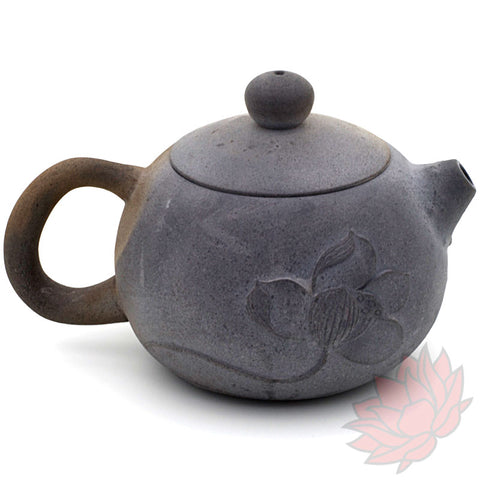 Wood Fired Jianshui Zitao Teapot - Xishi Style 170ml :: FREE SHIPPING