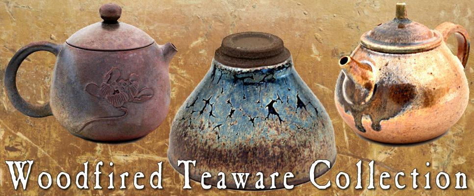 Wood Fired Teaware Collection