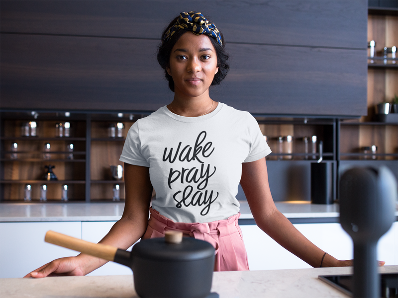 Wake, Pray, Slay Shirt