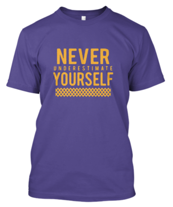 "Members Apparel™ ""Never"""