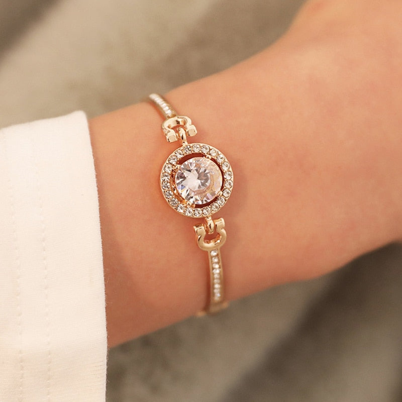 Fashion Luxury Rhinestone Bracelet