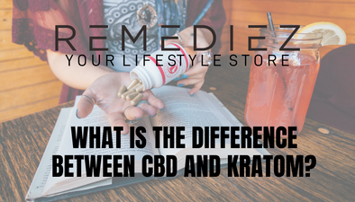 What Is The Difference Between CBD and Kratom?