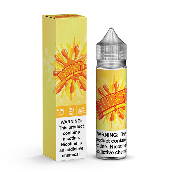 Mango Burst by Burst E-Liquid