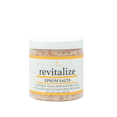 Revitalize CBD Epsom Salts by Savage CBD