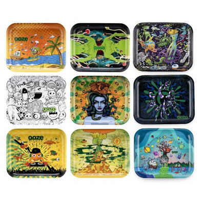 Rolling Trays by OOZE
