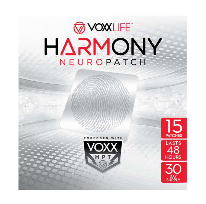 HARMONY patch (30 day supply)