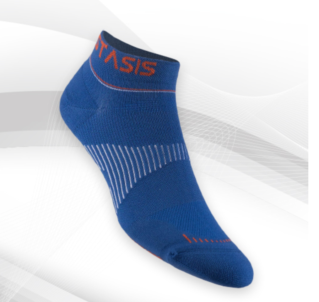 No-Show athletic sock