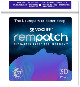 rempatch Sleep Better. 30-pack (30 day supply)