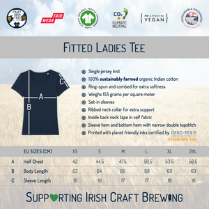 Two Sides | BEERS AT THE YARD | Ladies Tees