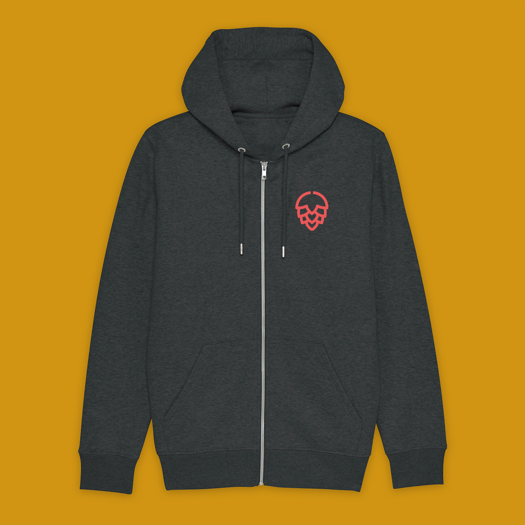 Third Barrel | Break From the Haze | Zip Hoodies