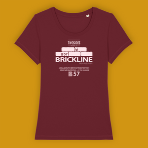 Two Sides | BRICKLINE | Ladies Tees