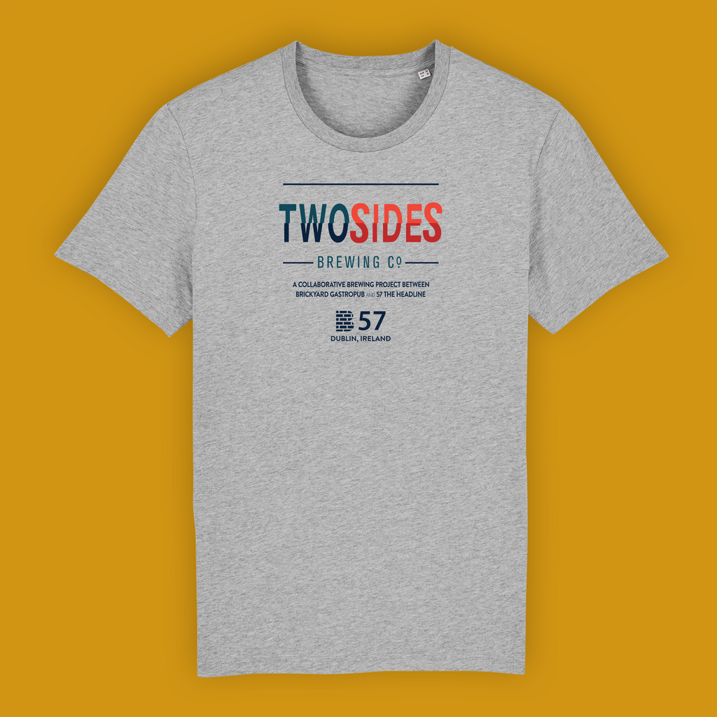 Two Sides Brewing Co | Mens Tees