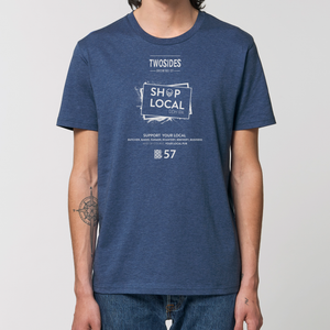 Two Sides | SHOP LOCAL | Unisex Tees