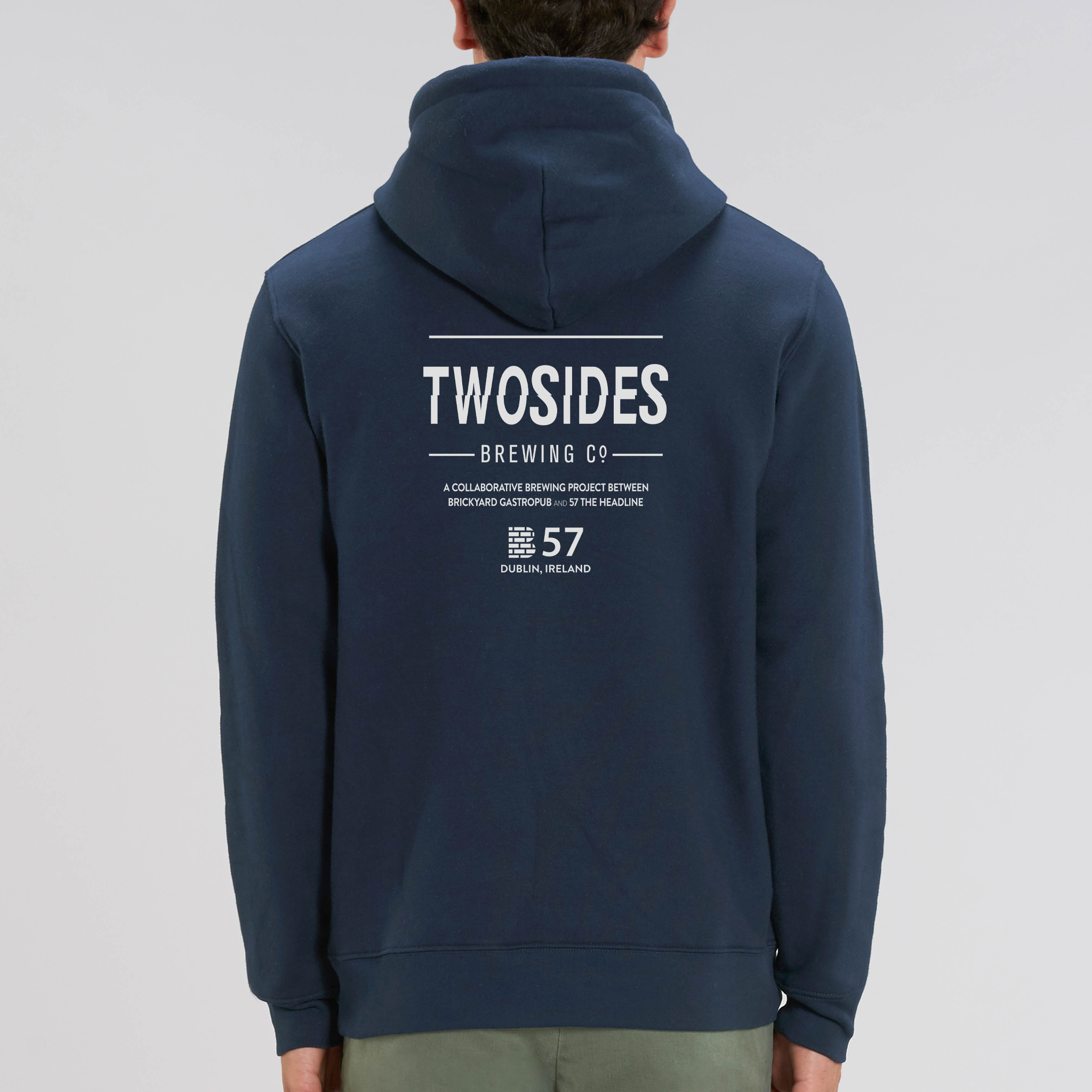 Two Sides Brewing Co | Surf Hoodies